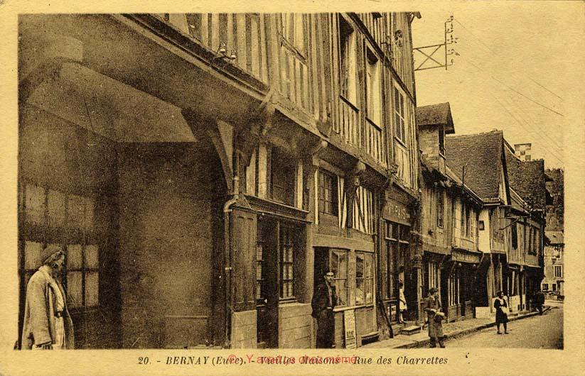 Bernay - Rue Gaston Folloppe (18)