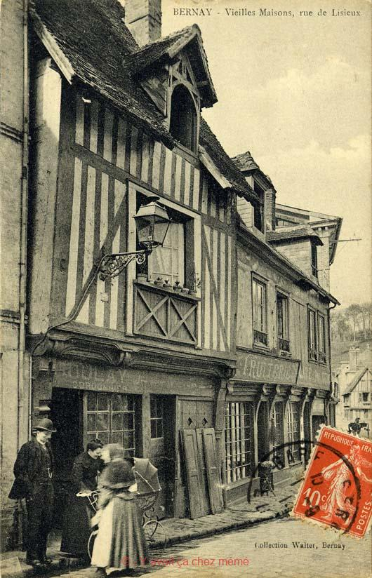 Bernay - Rue Gaston Folloppe (33)