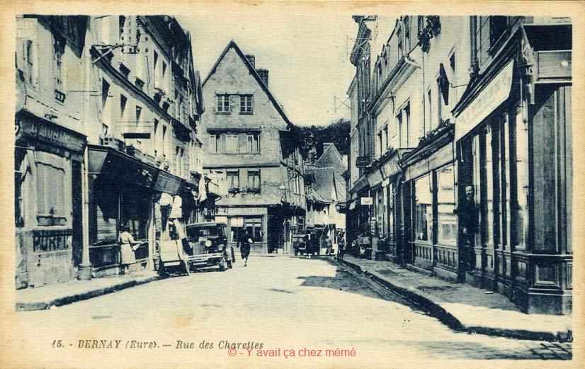Bernay - Rue Gaston Folloppe (3)