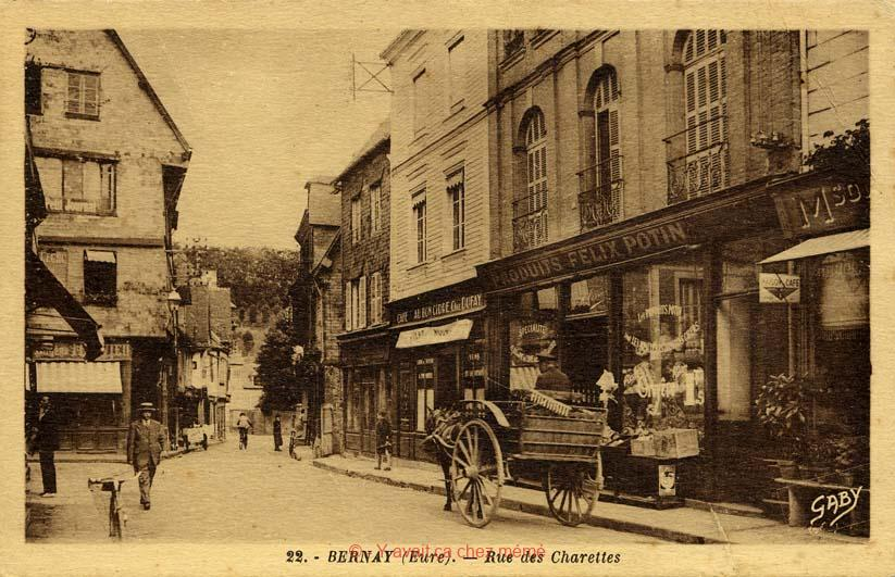 Bernay - Rue Gaston Folloppe (8)