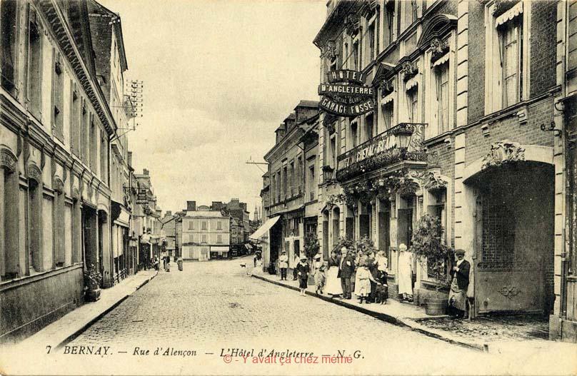 Bernay - Rue du général de Gaulle (10)