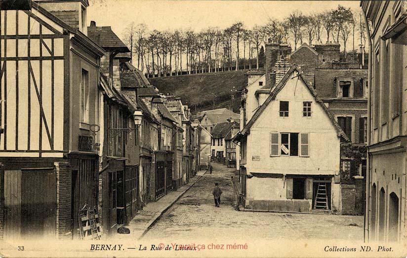 Bernay - Rue de Lisieux (10)