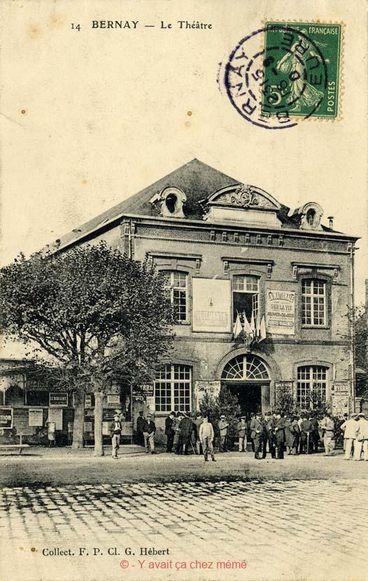 Le théâtre boulevard Dubus