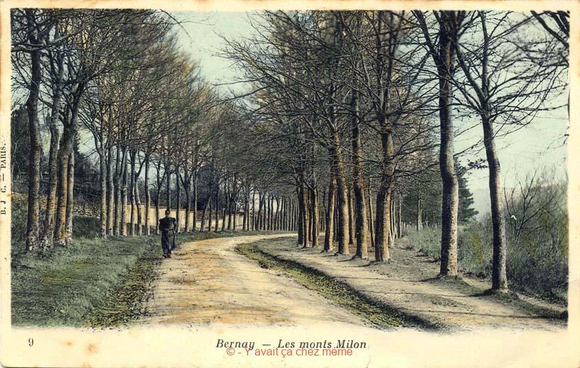 Boulevard des Monts