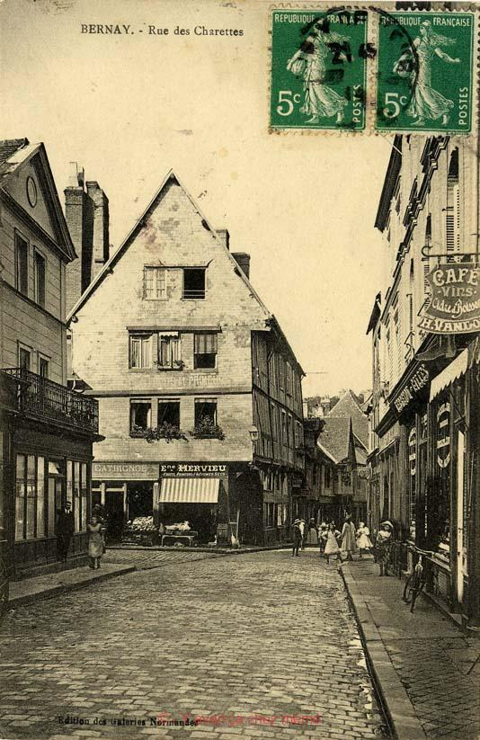 Bernay - Rue Gaston Folloppe (12)