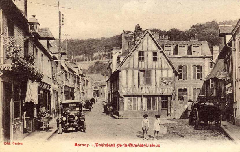 Bernay - Rue de Lisieux (12)