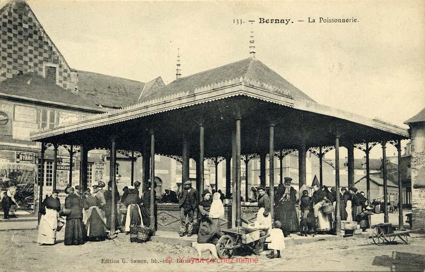 Bernay - Place de la République