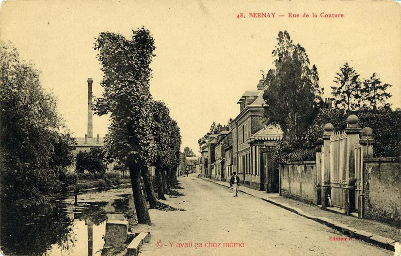 Bernay - Rue Bernard Gombert (12)