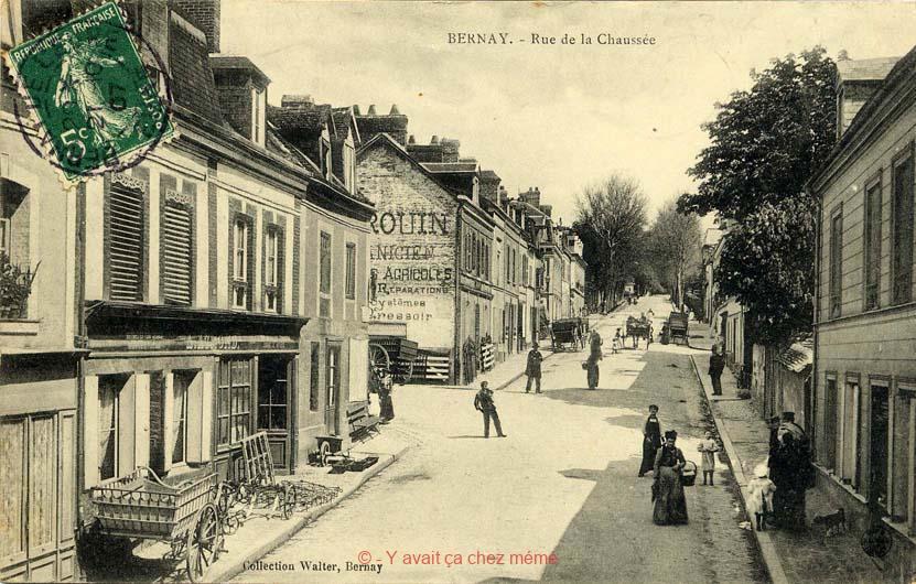 Bernay - Rue de Rouen (14)