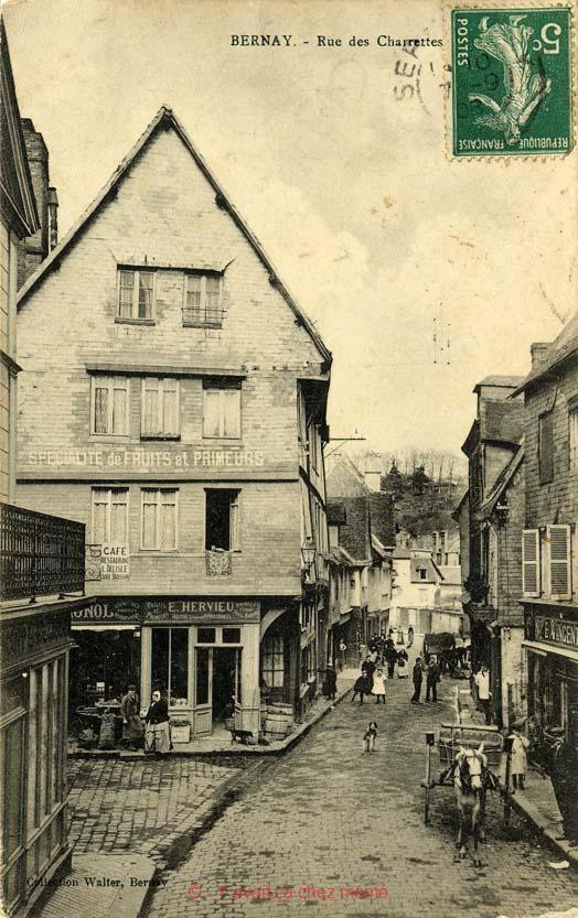 Bernay - Rue Gaston Folloppe (14)