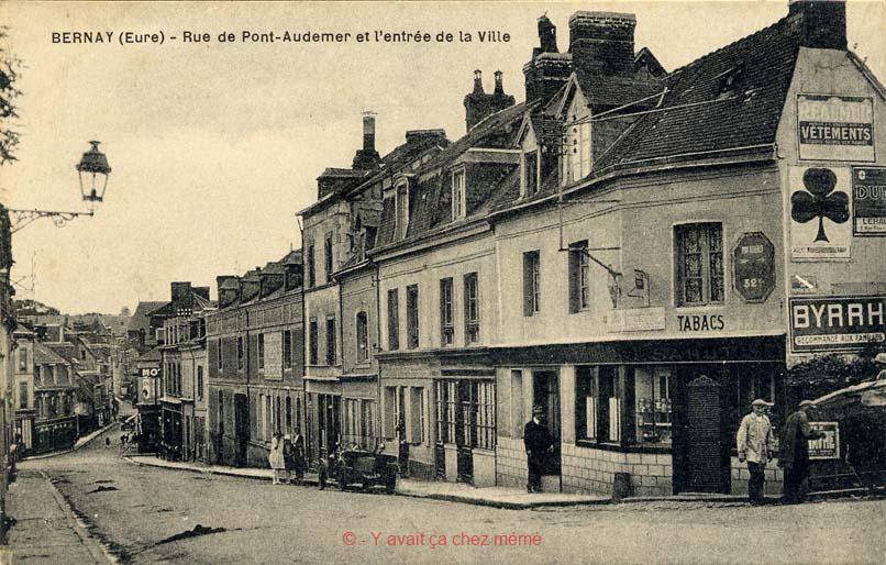 Bernay - Rue de Rouen (15)