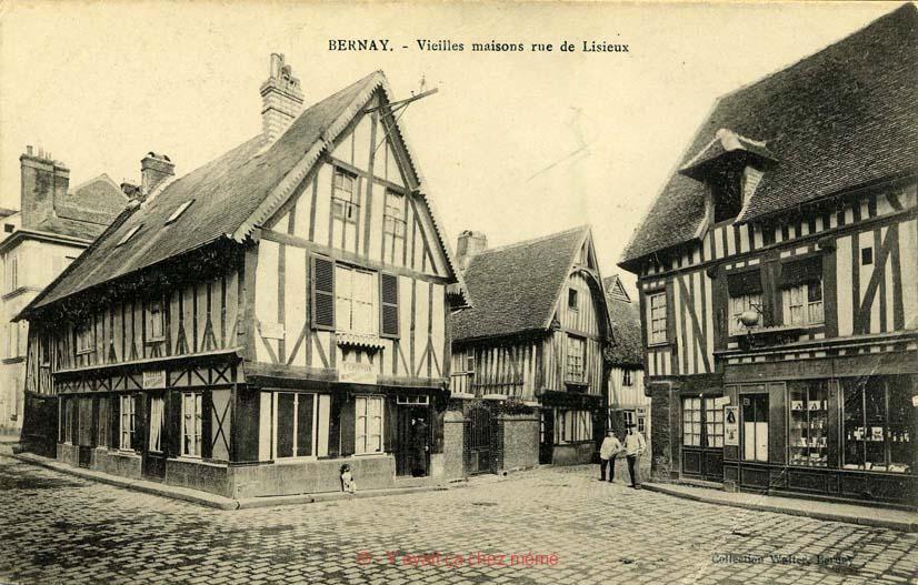 Bernay - Rue de Lisieux (16)