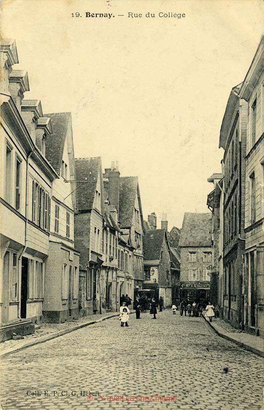 Bernay - Rue Gabriel Vallée (17)