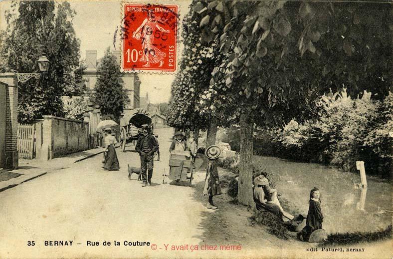 Bernay - Rue Bernard Gombert (18)