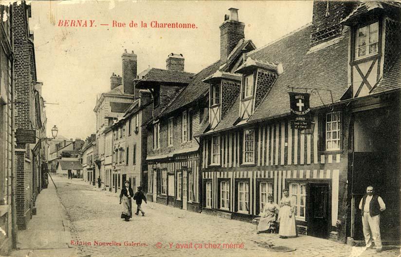 Bernay - Rue de la Charentonne (18)