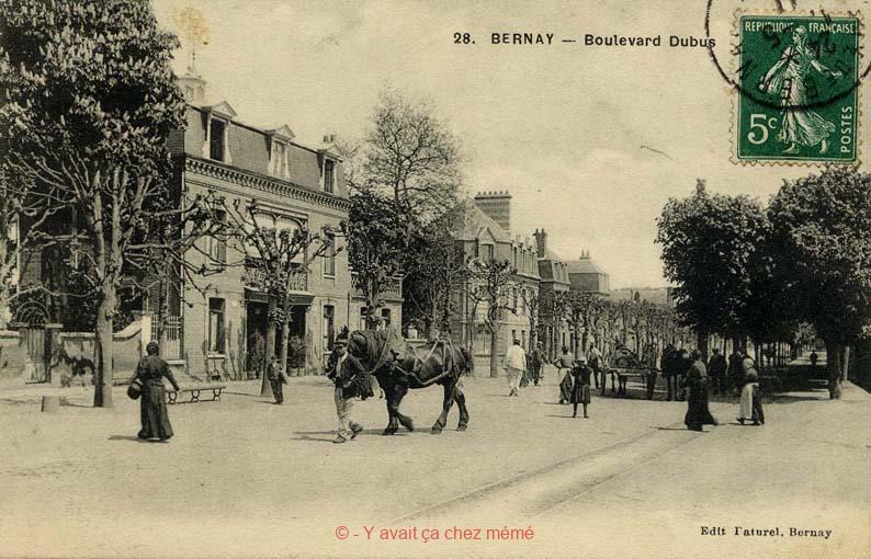 Bernay - Boulevard Dubus (19)