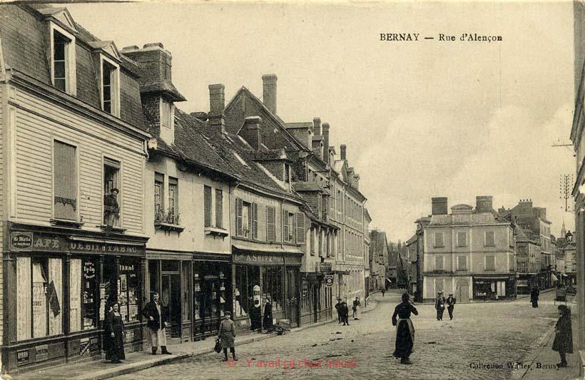 Bernay - Rue du général de Gaulle (21)