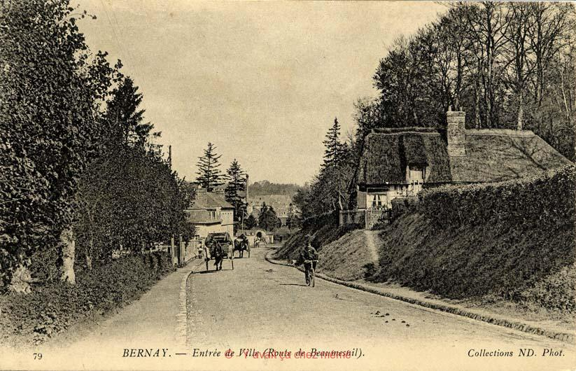 Bernay - Rue Jacques Daviel (21)