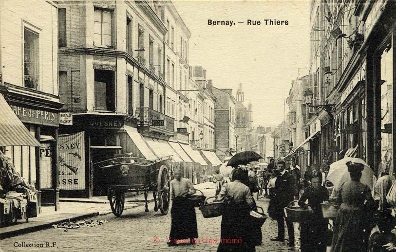 Bernay - Rue Thiers (21)