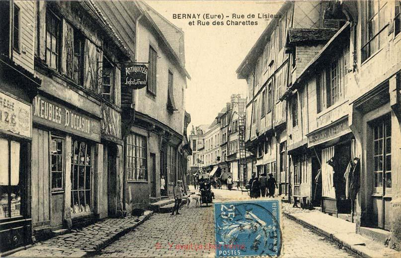 Bernay - Rue Gaston Folloppe (24)