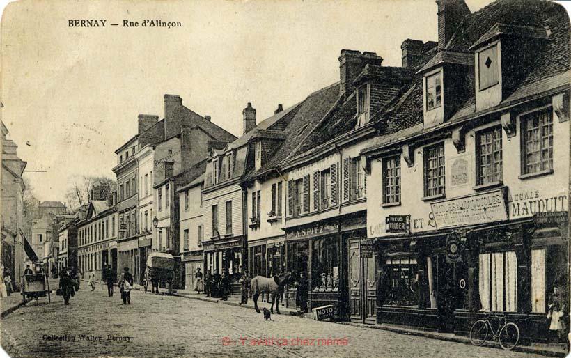 Bernay - Rue du général de Gaulle (27)