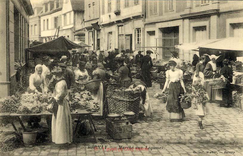 Bernay - Rue Gabriel Vallée (27)
