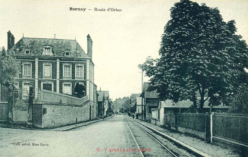 Bernay - Rue Maurice Lemoing (28)