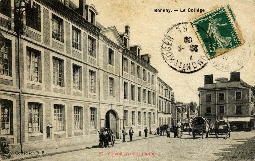 Bernay - Rue du général de Gaulle (29)
