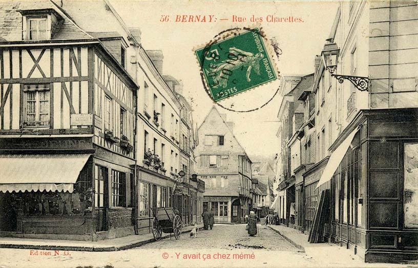 Bernay - Rue Gaston Folloppe (2)