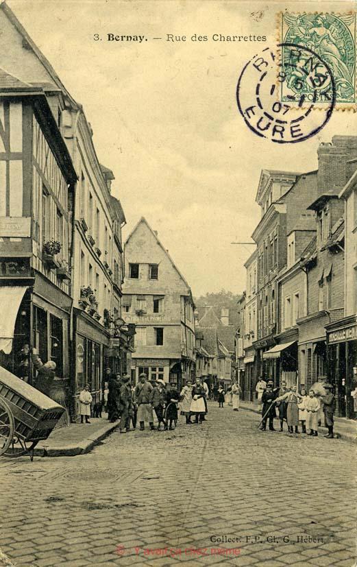 Bernay - Rue Gaston Folloppe (3)