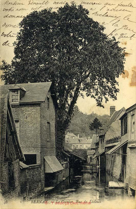 Bernay - Rue de Lisieux (2)