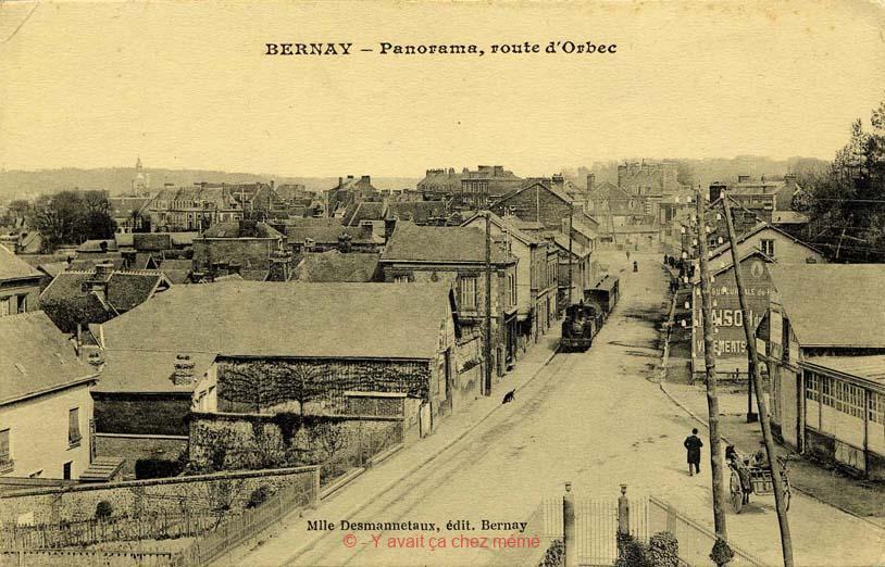 Bernay - Rue Maurice Lemoing (30)
