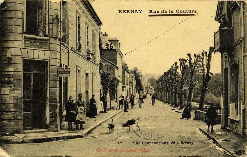 Bernay - Rue Bernard Gombert (30b)