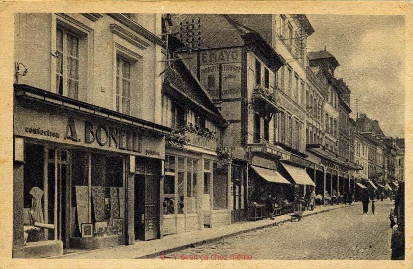 Bernay - Rue Thiers (31)
