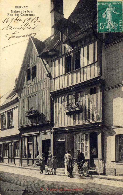 Bernay - Rue Gaston Folloppe (32)