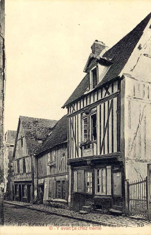 Bernay - Rue de Lisieux (32)