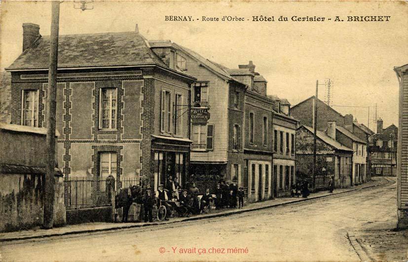 Bernay - Rue Maurice Lemoing (32)