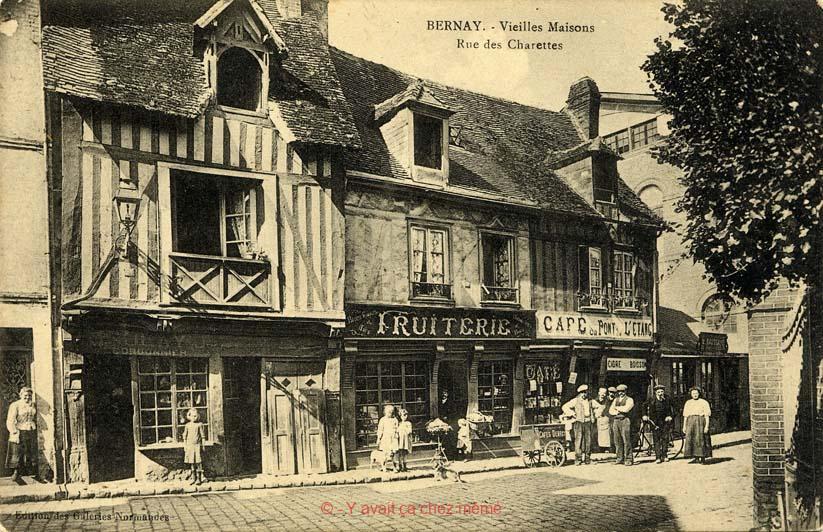 Bernay - Rue Gaston Folloppe (33)