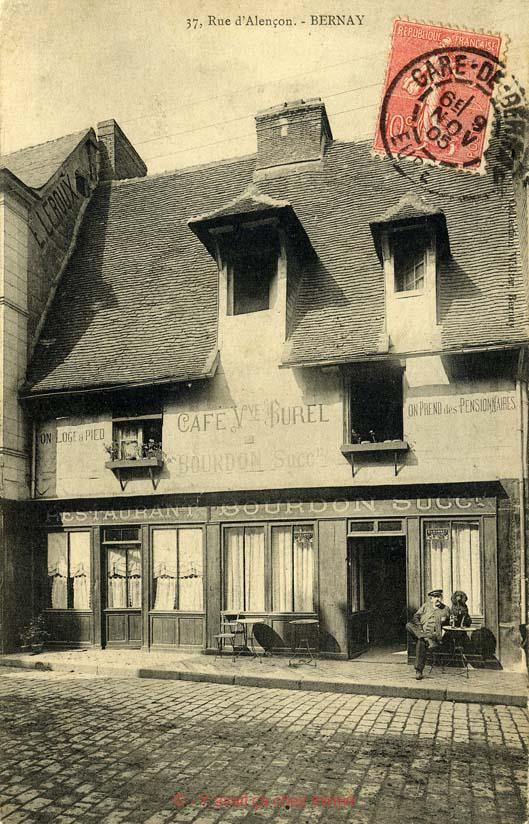 Bernay - Rue du général de Gaulle (37)