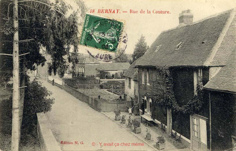 Bernay - Rue Bernard Gombert (40)