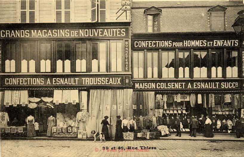 Bernay - Rue Thiers (41)