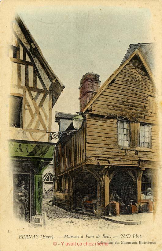 Bernay - Rue Thiers (42)