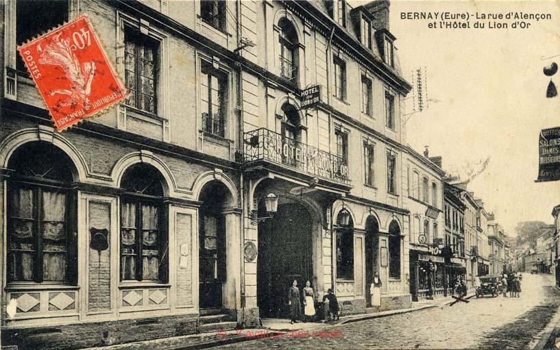 Bernay - Rue du général de Gaulle (48)