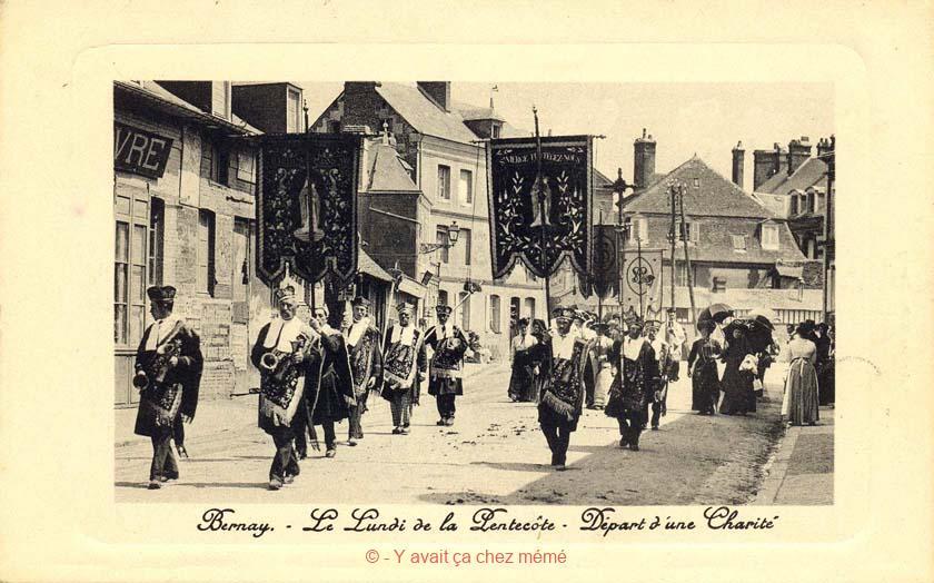 Bernay - Rue Maurice Lemoing (48)