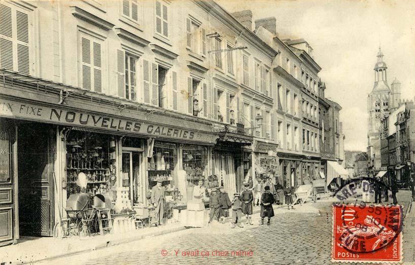 Bernay - Rue Thiers (49)