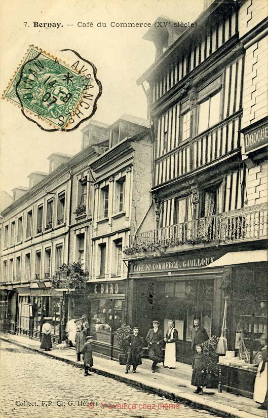 Bernay - Rue Thiers (4)