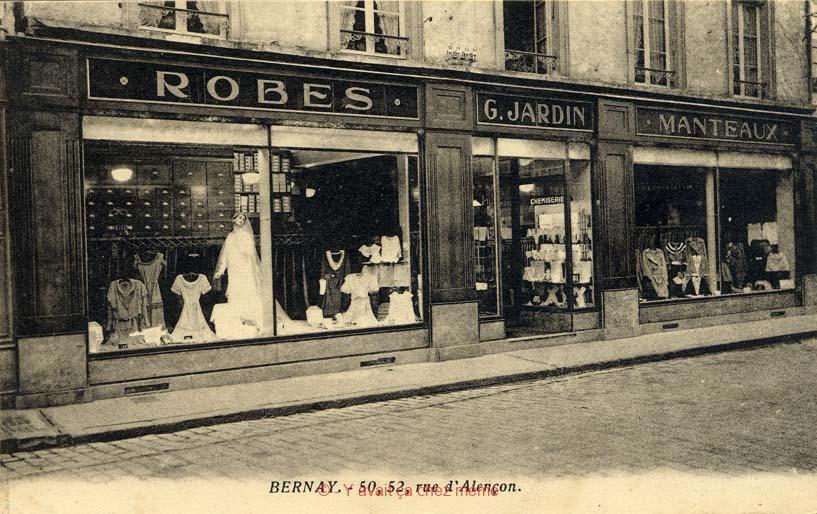 Bernay - Rue du général de Gaulle (50)
