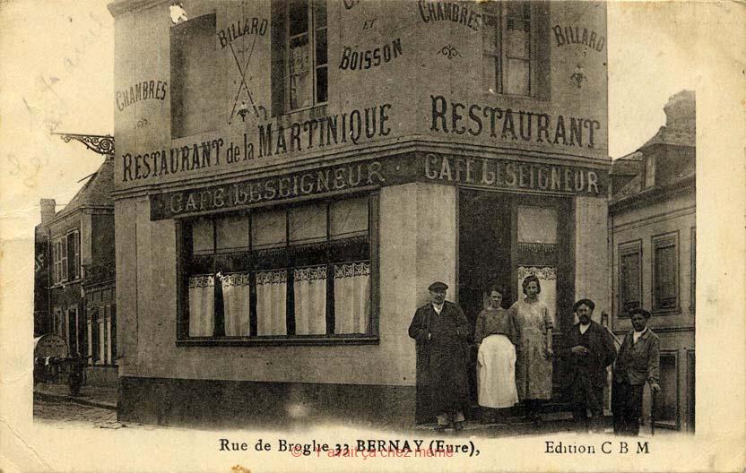 Bernay - Rue Maurice Lemoing (52)