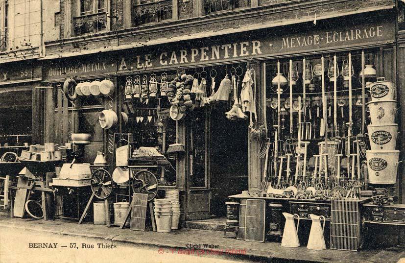 Bernay - Rue Thiers (57)