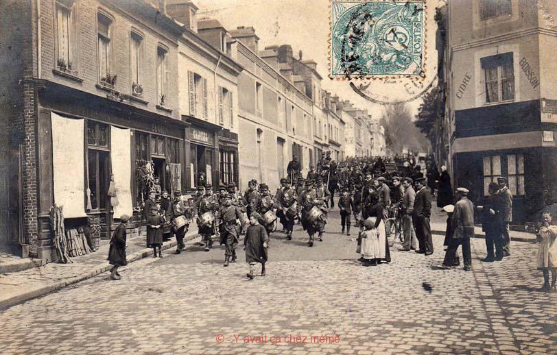 Bernay - Rue de Rouen (5)